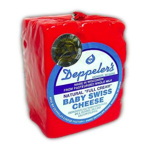 Baby Swiss Chalet Cheese Co-op